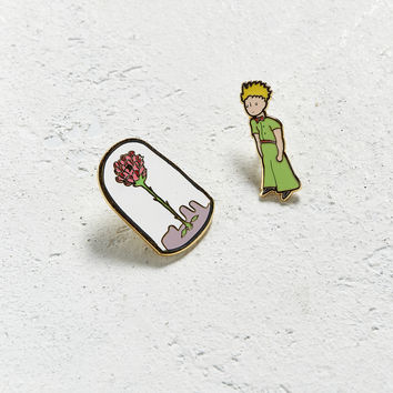 Out Of Print The Little Prince Pin Set | Urban Outfitters