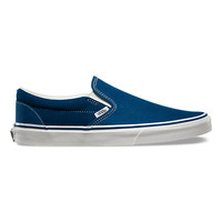 Canvas Suede Slip-On | Shop Classic Shoes at Vans