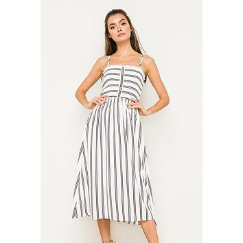 Castaway Midi Dress
