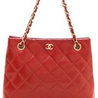WGACA Vintage Vintage Chanel Quilted Bag | SHOPBOP