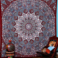 Magical Thinking Wall Bed Beach Floor Boho  Tapestry