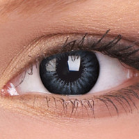 Evening Grey Bigger Eyes Colour Contact Lenses, Evening Grey Bigger Eyes Colour Contacts | EyesBrigh