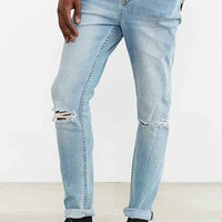 Cheap Monday Enigma Ripped Dropped Jean