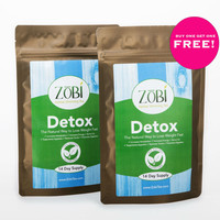 FREE Organic Detox Weight Loss Tea - 14 Day Supply