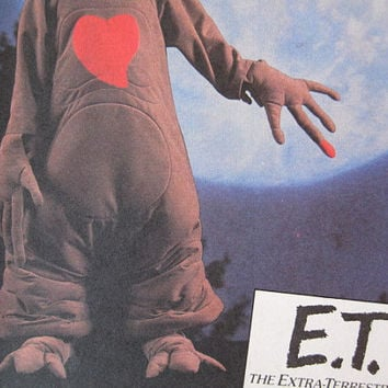 Vintage McCall's Collector E.T. Costume Pattern Boy/Girl Size Medium