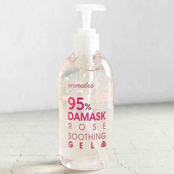 Aromatica Damask Rose Soothing Gel