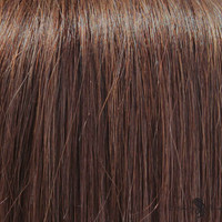 """24"""" Clip In Remy Hair Extensions: Medium Brown No. 4"""