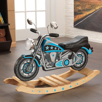 KidKraft Star Studded Rockin' Motorcycle w/ sound - 10018