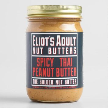 Eliotfts Adult Nut Butters Spicy Thai Peanut Butter