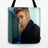 Justin Tote Bag by Jessica