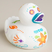Day of the Dead Rubber Duck | World Market