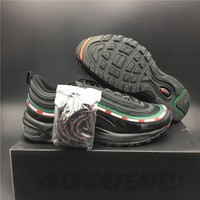 Undefeated x Nike Air Max 97 AJ1986-001 Size 36-45