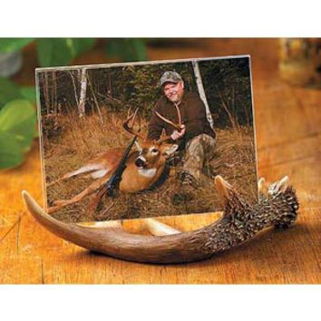 Wild Wings Antler Photo Stand 5x7