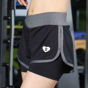 Casual Sports Pants Yoga Jogging Permeable Shorts [11641670799]