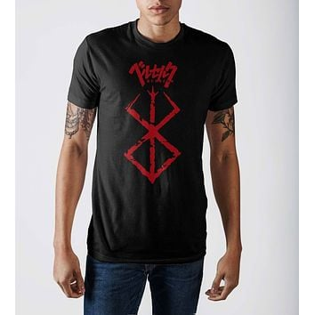 Berserk Black Graphic T-Shirt