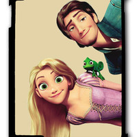 Crocked Disney Tangled iPad case, Available for iPad 2, iPad 3, iPad 4 , iPad mini and iPad Air