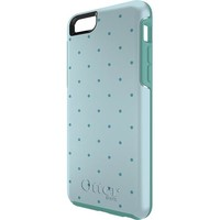 OtterBox - Symmetry Series Case for Apple® iPhone® 6 - Light Teal