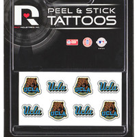 NCAA UCLA Bruins 8 Piece Temporary Tattoos