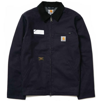 x Carhartt Detroit Jacket / Jacket. Cotton. Canvas. Dearborn. Carhartt