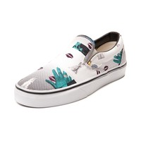 Vans Slip-On Van Doren Lips Skate Shoe