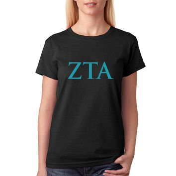Zeta Tau Alpha Sorority T-shirt