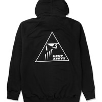 A Cut Above Black Pyramid Pullover Hoodie | HYPEBEAST Store. Shop Online for Men's Fashion, Streetwear, Sneakers, Accessories