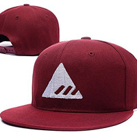 ZZZB Destiny New Monarchy Adjustable Snapback Hat Embroidery Cap - Red