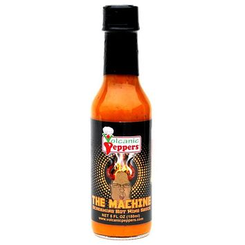 The Machine Hot Wing Sauce