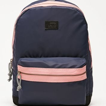 Vans Cameo School Backpack - Womens Backpack - Blue - One