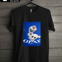 olaf frozen T-SHIRT FOR MAN SHIRT,WOMEN SHIRT **
