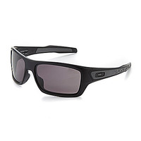 Oakley Turbine Matte Sunglasses - Matte Black