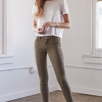 Bullhead Denim Co. Seaweed Dreamy Mid Rise Jeggings at PacSun.com