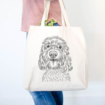 Clover the Cockapoo - Tote Bag