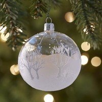 European Glass Tree Ornament Ball$4.76$5.95