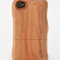 Urban Outfitters - Hand-Carved Wooden iPhone 4/4s Case