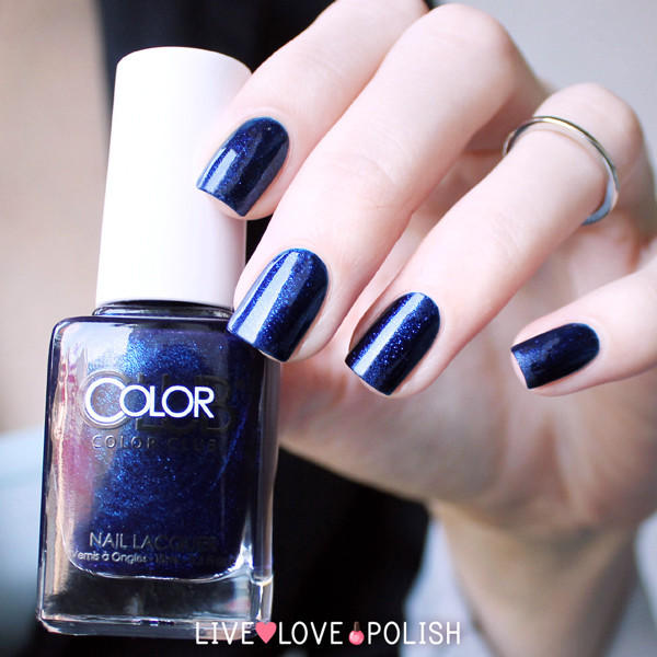 Who Sells Color Club Nail Polish: Color Club Williamsburg Nail Polish From Live Love Polish