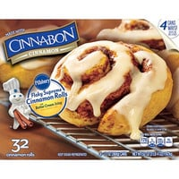 Pillsbury Flaky Supreme Cinnamon Rolls (13 oz. can, 4 pk.)