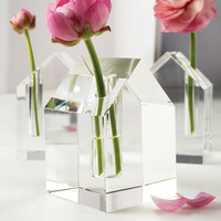 Clear Simplicity Vase