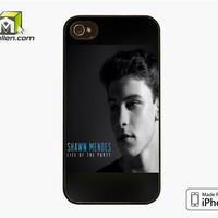 Shawn Mendes Song iPhone 4S Case Cover by Avallen