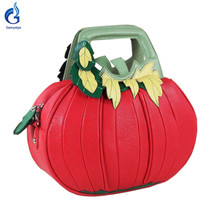 Women handbag Delicate Halloween Pumpkin Style Fashion bags braccialini same paragraph retro Cartoon Design genuine leather bags