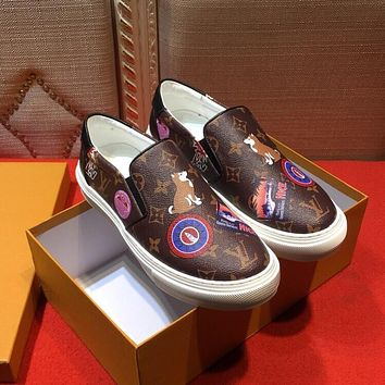Louis Vuitton Lv Trocadero Slip-on 49a50xc78