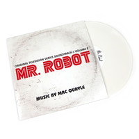 Mac Quayle: Mr. Robot - Vol.2 Soundtrack (Colored Vinyl) Vinyl 2LP