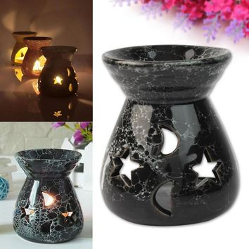 Fashion Black Oil Burner