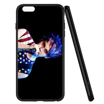 Michael Clifford Hair Color Artist iPhone 6 | 6S Case Planetscase.com
