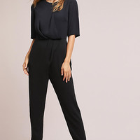 Angela Draped Jumpsuit