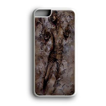 Awesome Black Friday Offer Watercolor Art Han Solo In Carbonite Star Wars iPhone Case | Samsung Case