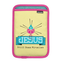 JESUS Water to Wine Miracle iPad Mini Sleeve