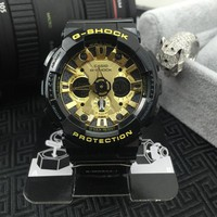 qiyif G-Shock GA120 Gold / Black