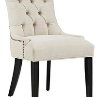 Modway Regent Fabric Dining Chair - Transitional - Dining Chairs - by Decor & Fixtures