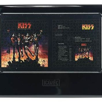 Kiss: Destroyer – Dual Pack Puzzle